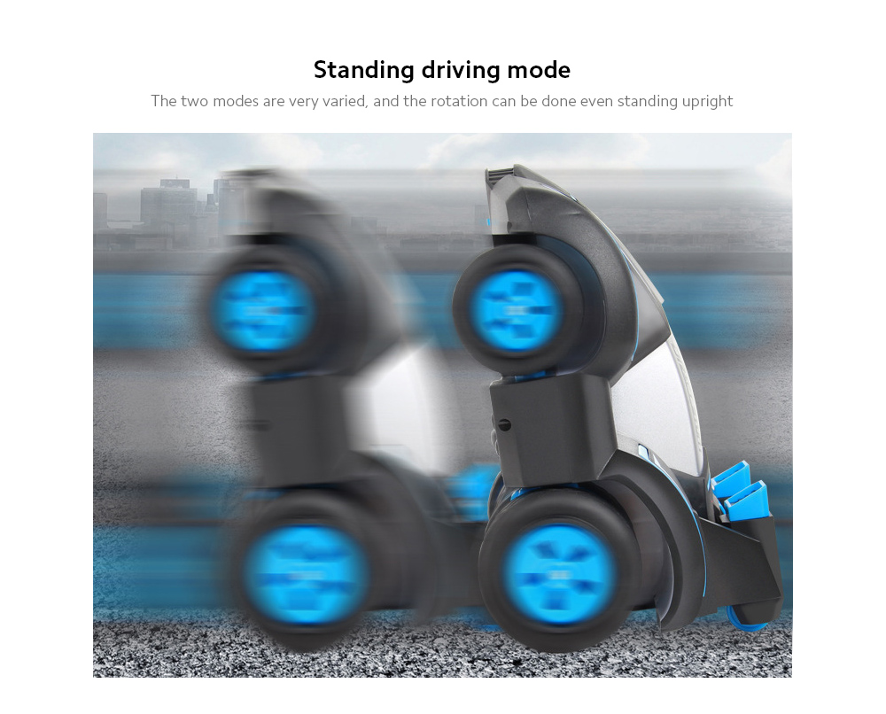 Children Remote Control Car Standing driving mode