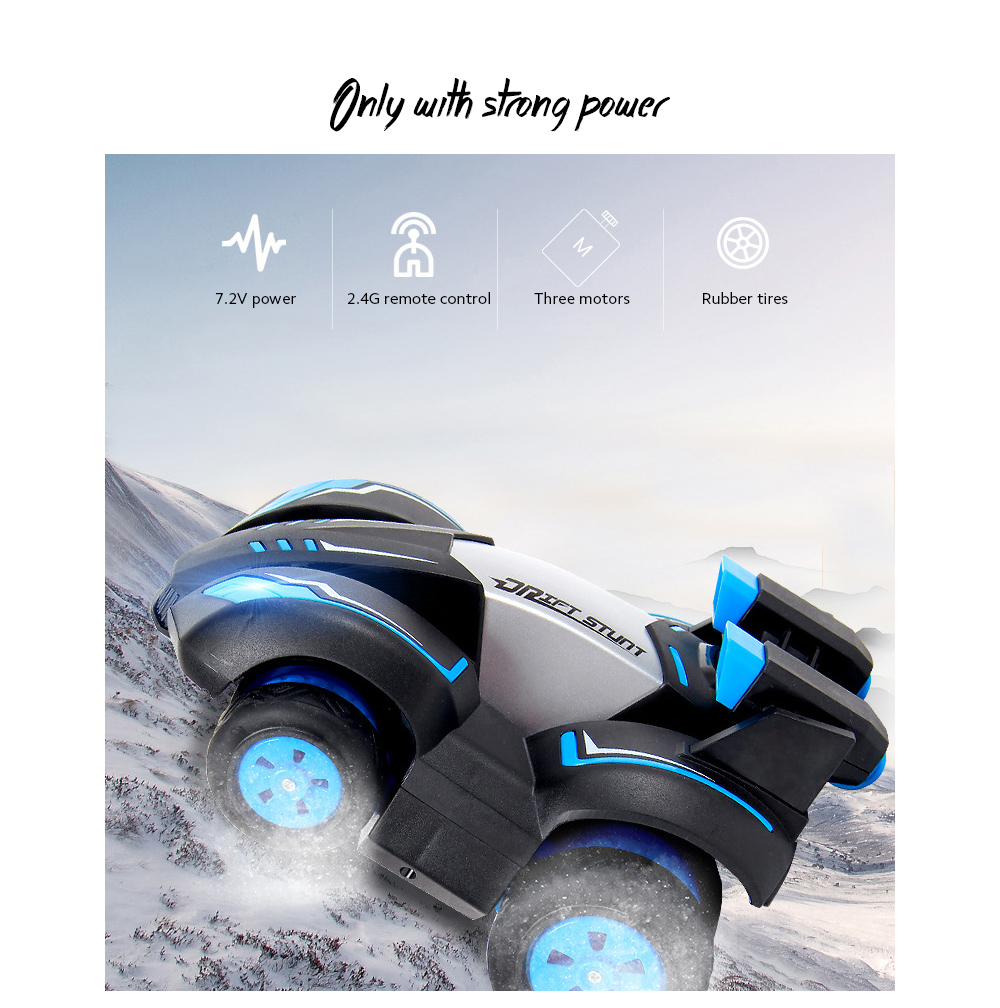 Children Remote Control Car strong power