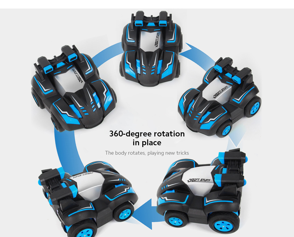 Children Remote Control Car 360-degree rotation in place