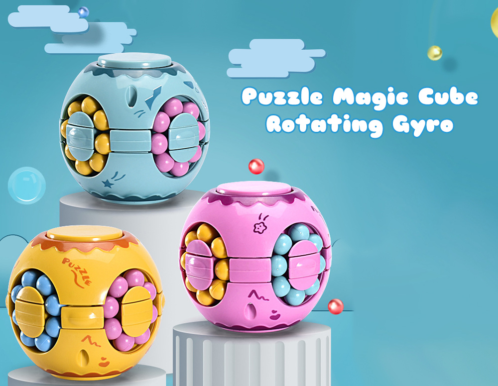 Toy Colorful Magic Cube