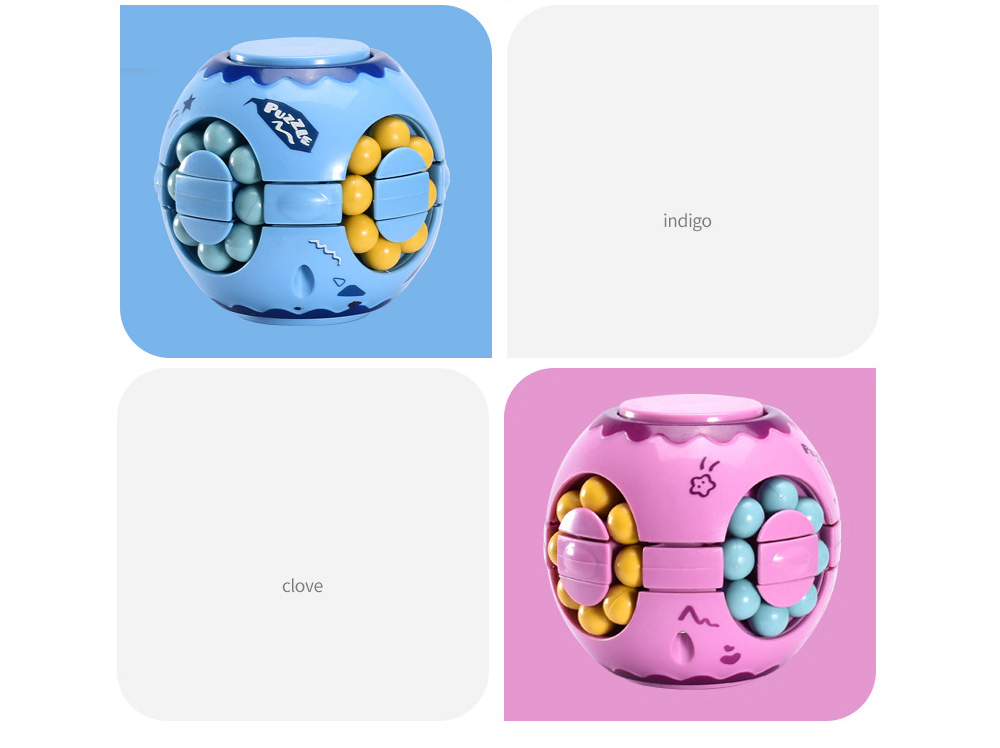 Toy Colorful Magic Cube color