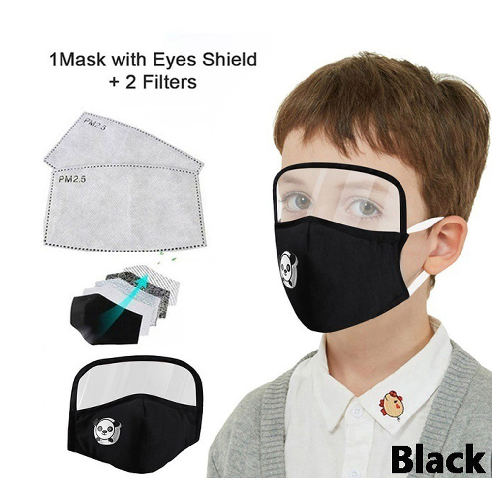 Child Mask - Red
