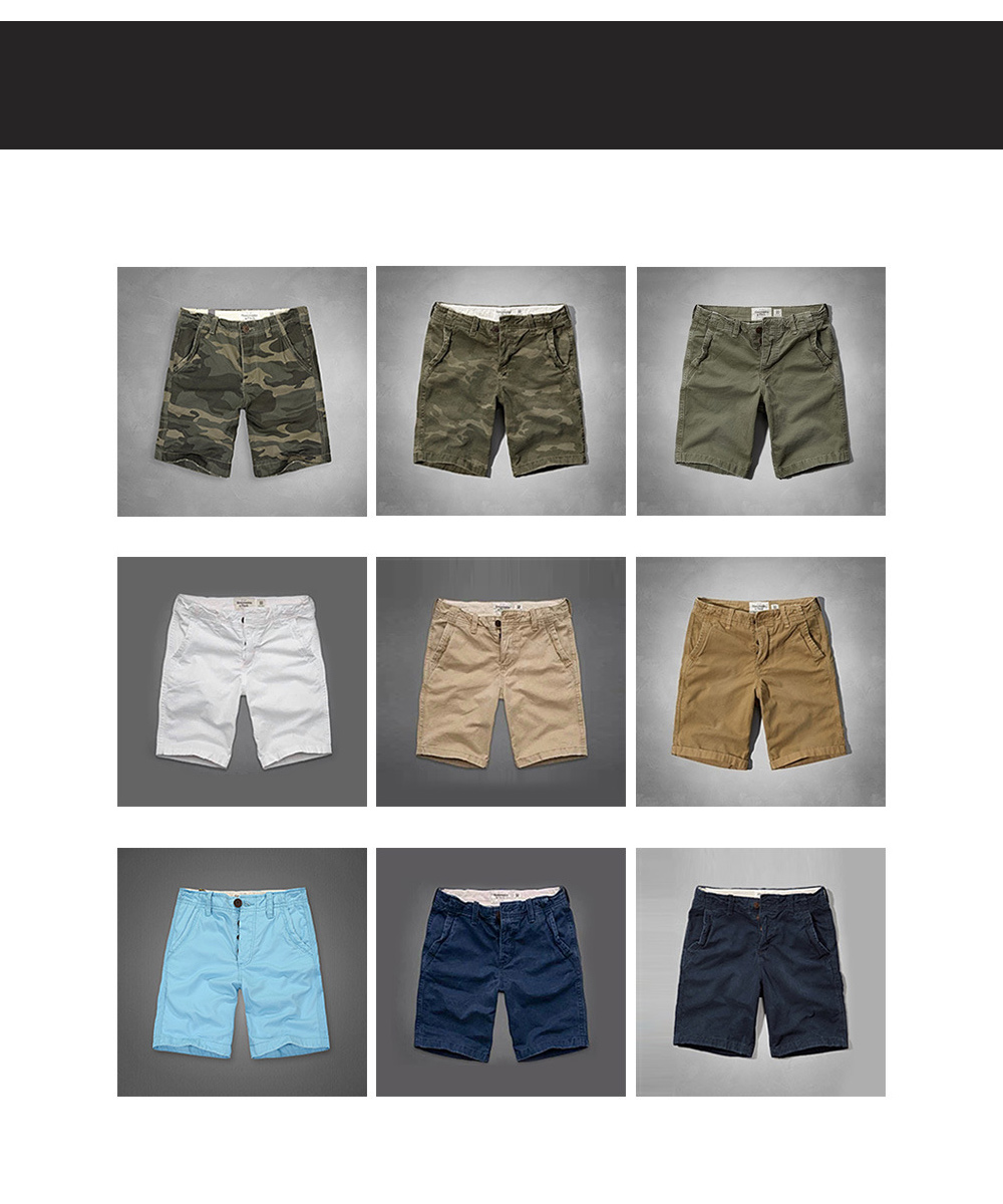 Five-point Large Size Shorts Camouflage Shorts Casual Work Pants Five-point Sports Shorts Beach T Shorts - Green Fans Zip 36