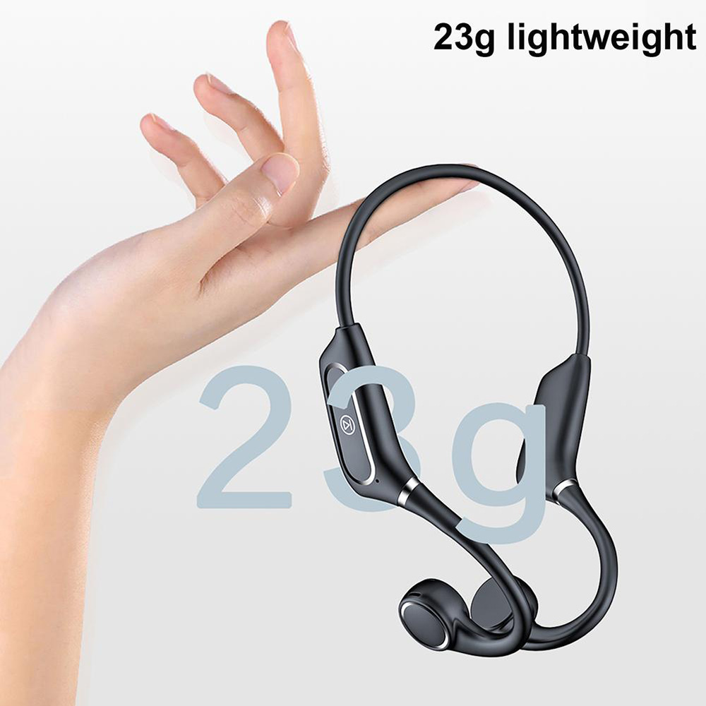 H12 Wireless Bluetooth Headphone - Black