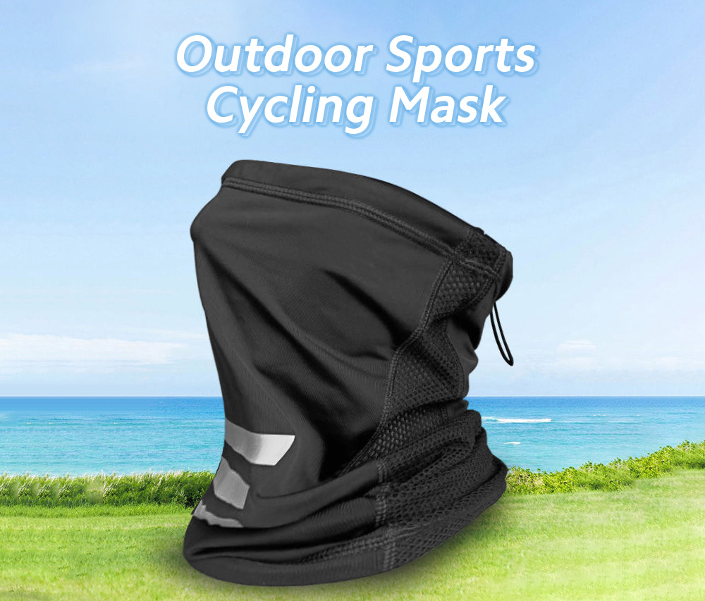 Outdoor Sports Cycling Mask - Gray