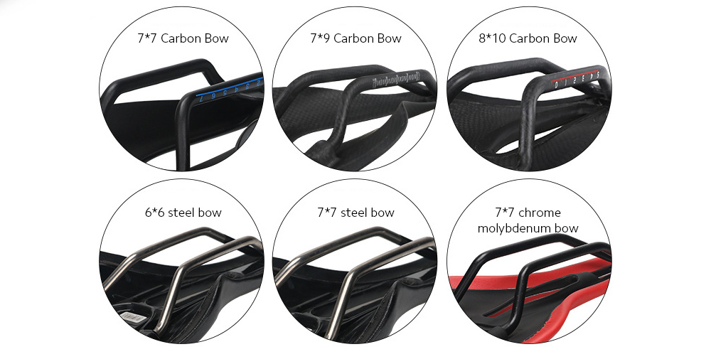 3K Carbon Fiber MTB Road Bike Bicycle Seat Tube Seat Rod Holder Joint Rod Bicycle Accessories - Black Highlight 31.6*400mm