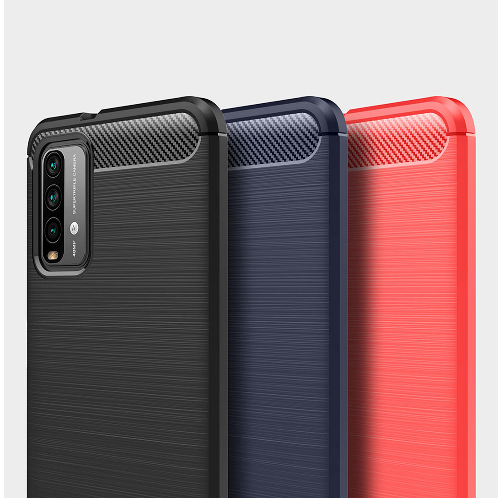 ASLING Phone Case for Xiaomi Redmi 9T - Cadetblue