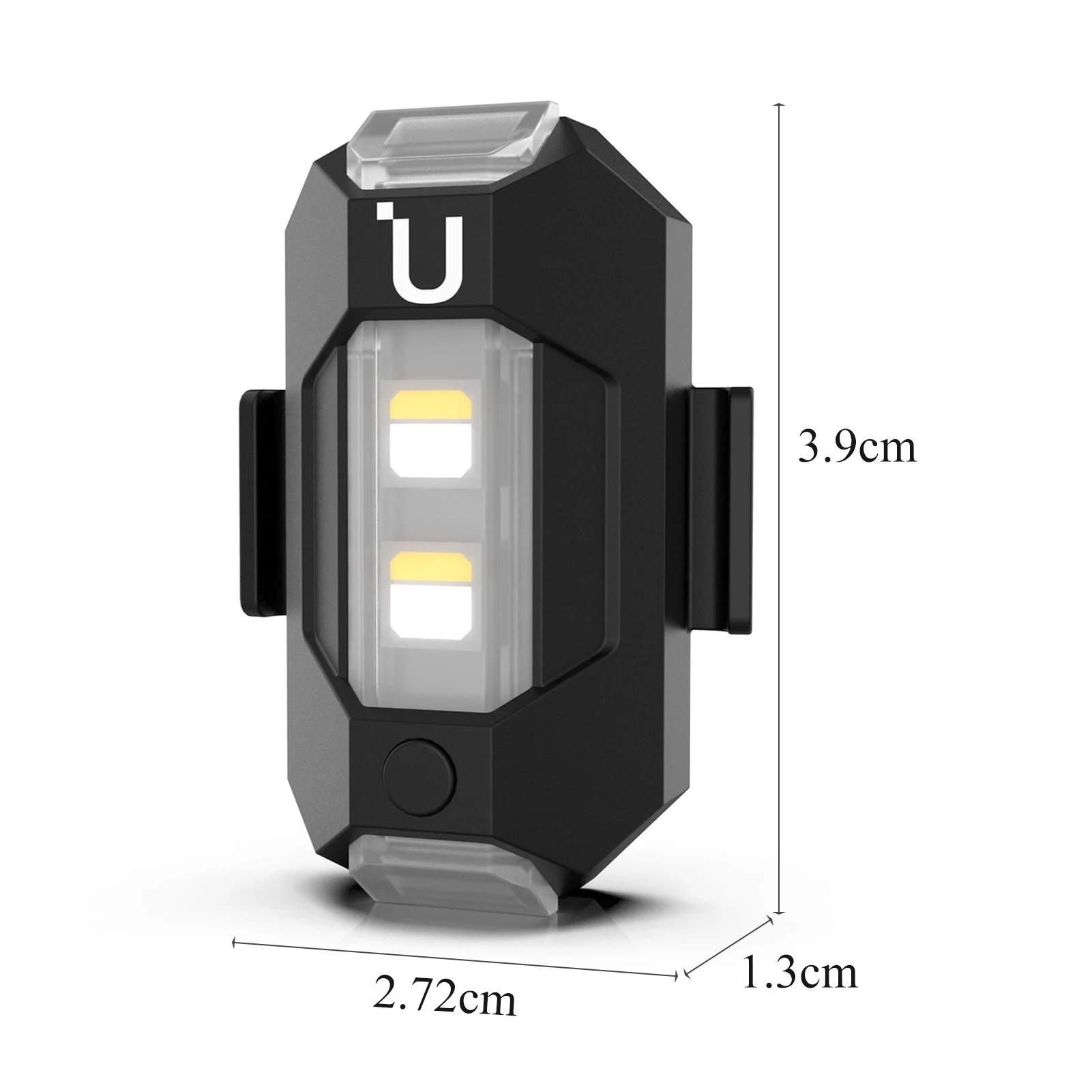 Ulanzi DR-02 Drone Strobe Flashing Light - Black