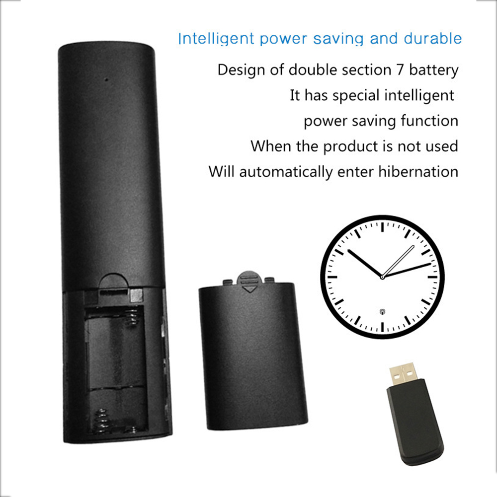 Q5 Smart Voice Air Mouse - Black Voice without Gyroscope