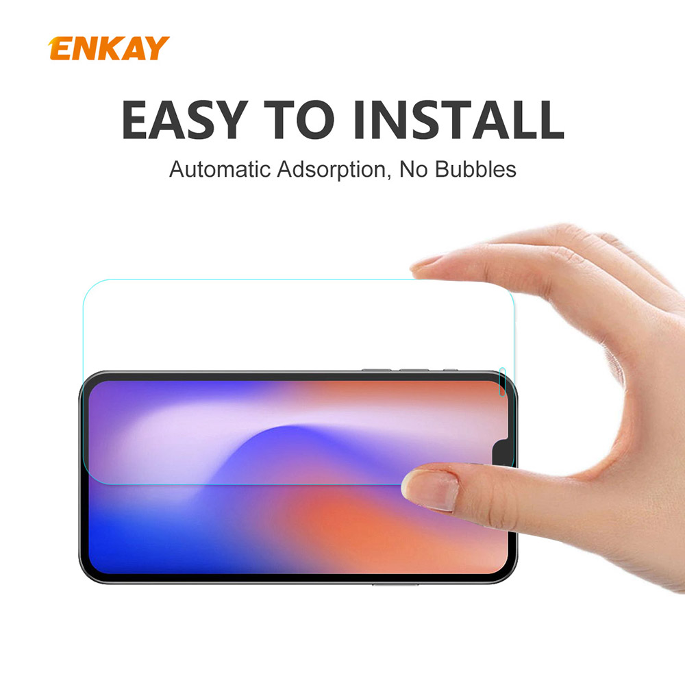 ENKAY Hat-Prince Screen Protector for iPhone 12 Pro Max 6.7 inch 5PCS - Transparent