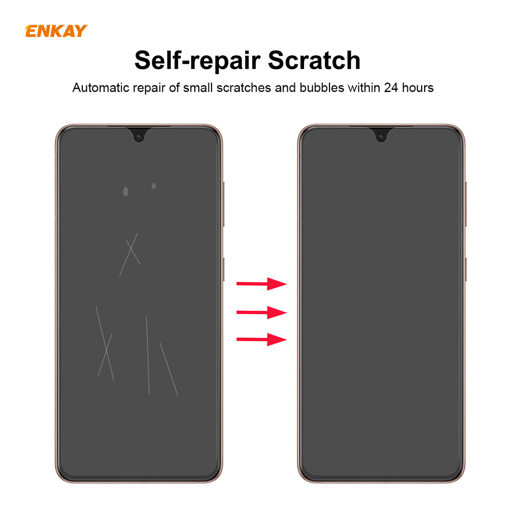 ENKAY Hat-Prince Screen Protector for Samsung Galaxy S21 - Transparent