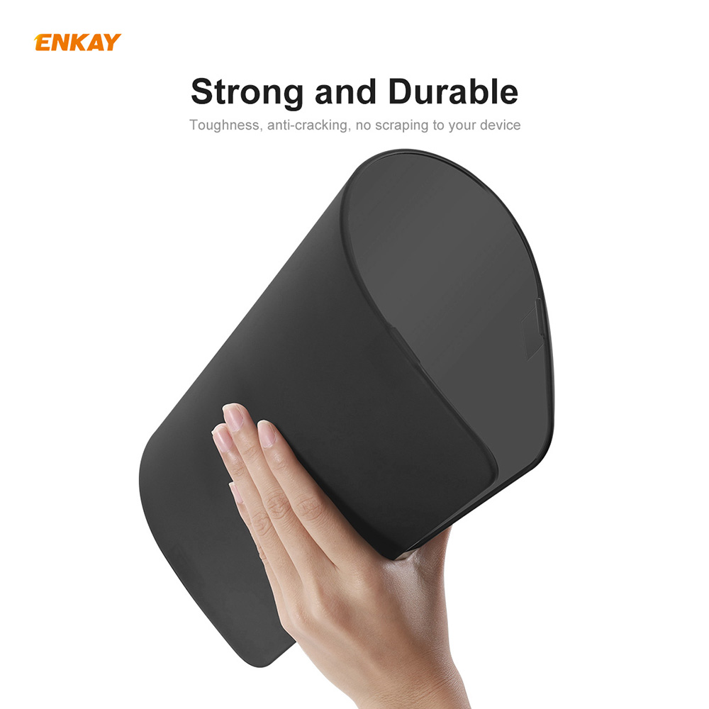 ENKAY Hat-Prince 3-in-1 Laptop Notebook Case for MacBook Pro 15.4 inch A1707/A1990 US Version - Black