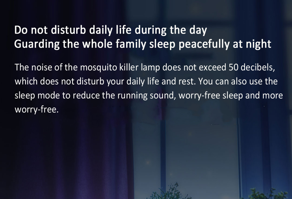 Qiao Dragonfly DYT-16 Smart USB Electric Mosquito Killer Lamp Pro LED Light Insect Trap Mosquito Repellent Timing Mi Home APP Control from Youpin - Medium Aquamarine