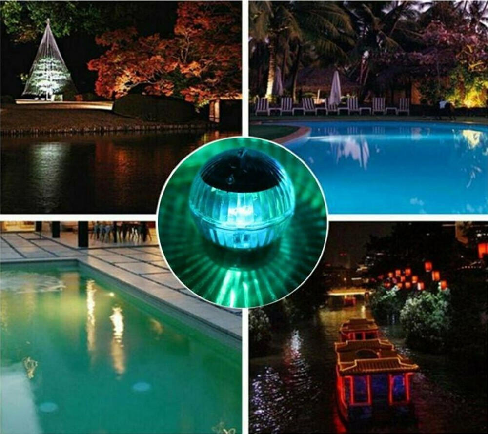 Outdoor Solar Floating Lamp - #001