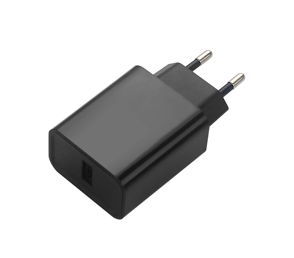 Power Switch Cable with EU Plug Type-C interface 5V3A USB Power Supply Line for Raspberry Pi 4B - Black