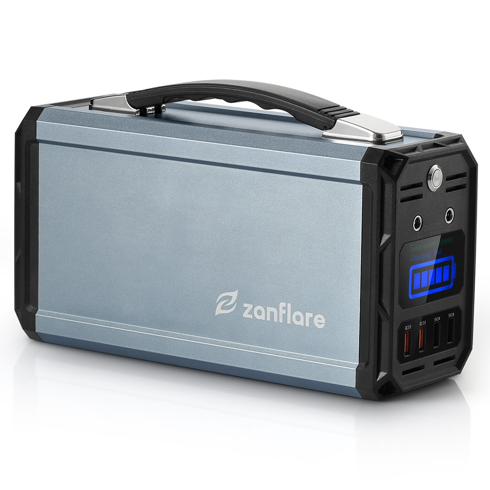 Zanflare G300 120v Output Portable Generator 22030 Free Shipping 12v Dc Converter Circuit Moreover 110 Ac To Car Charger Baby Blue Us Plug 2 Pin