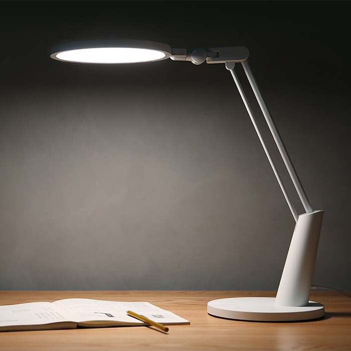Yeelight YLTD03YL Lampe de Table Adjustable Intelligente- Blanc