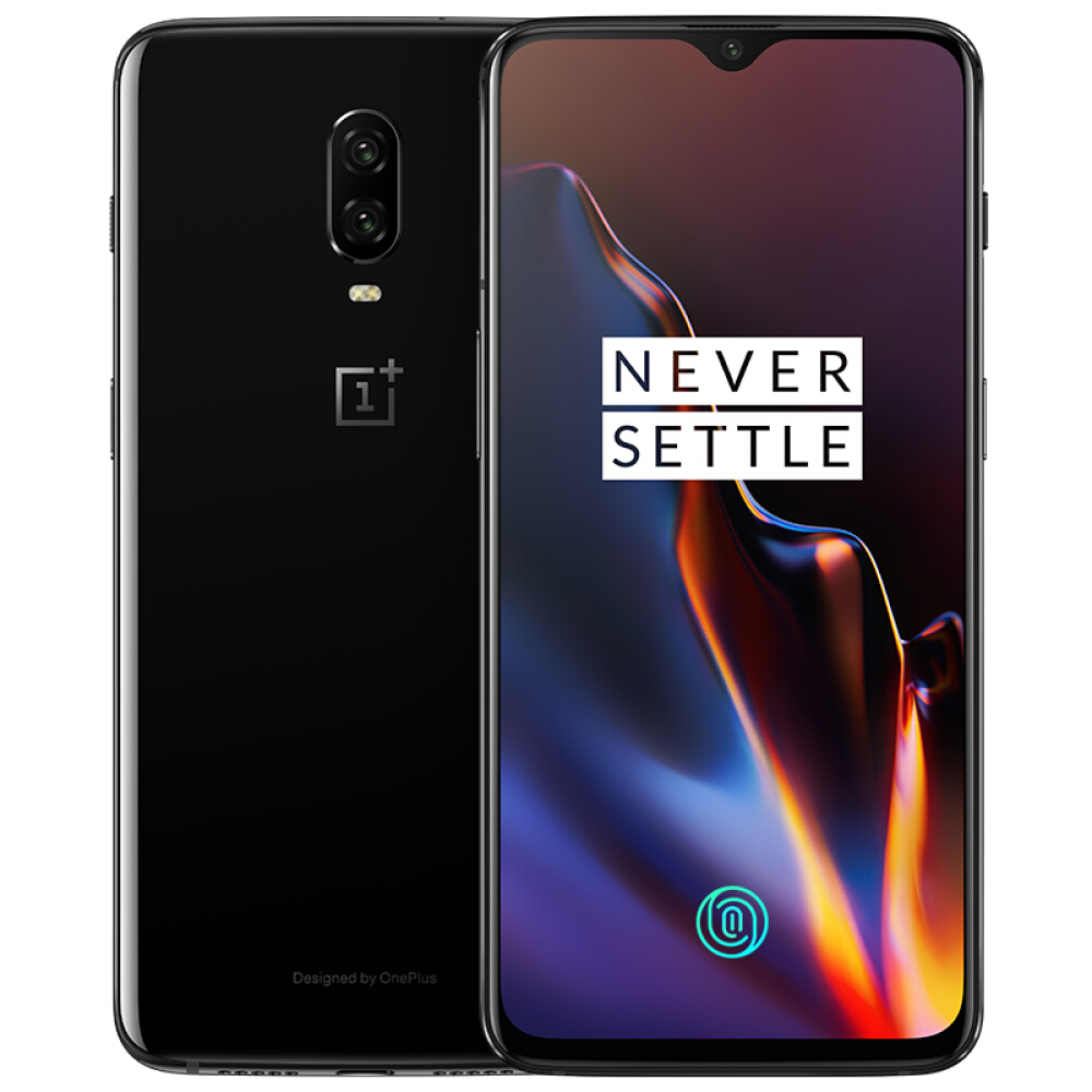 Smartphone 4G OnePlus 6T - Midnight Black