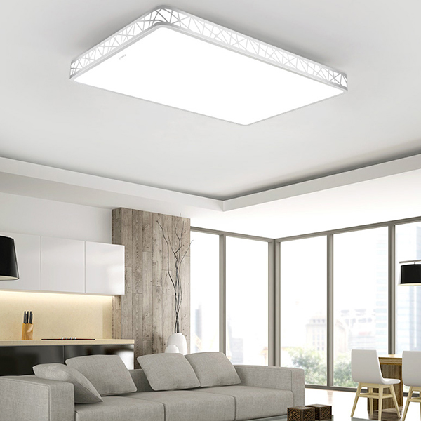 Mijia Simple Hollow Design LED Ceiling Light for Home - White