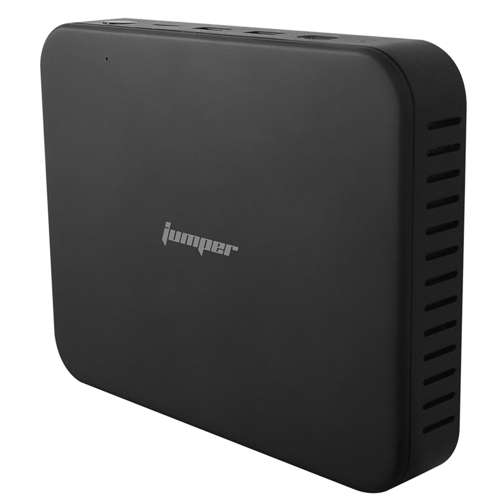 Jumper EZbox Z8 Mini PC Noir 2 Go de RAM + 32 Go de ROM Plug UE
