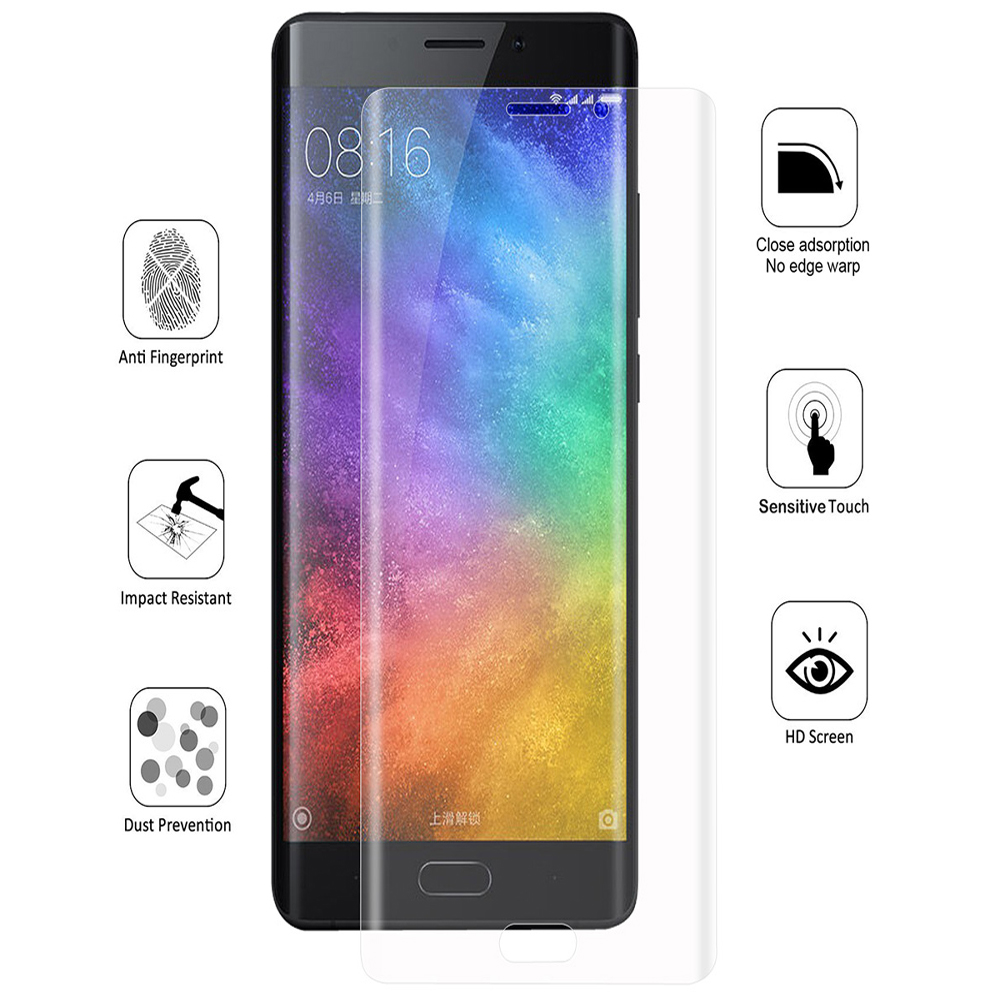 Mi Note 2 Screen Online Deals Tempered Glass 03mm Xiaomi Redmi 14 Off Hatprince Full Protector For
