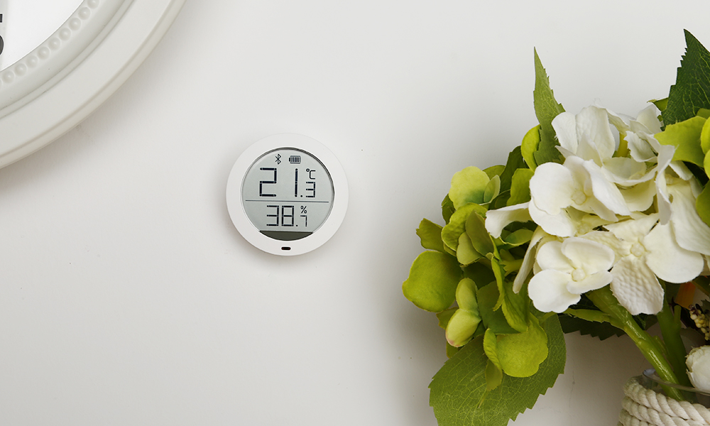 Xiaomi Smart Thermostat Accuracy Indoor Temperature and Humidity Monitor