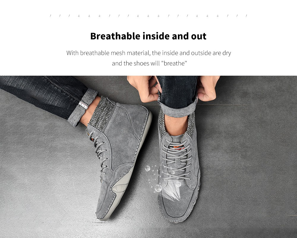 Fashion Trend Peas Shoes Breathable inside and out